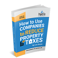 How to use Companies to Reduce Property Taxes