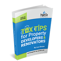 Tax Tips for Property Developers and Renovators